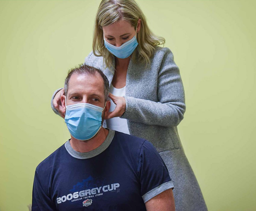 Dr Don Findlay and Dr. Jennifer Bradshaw | Torque Release | Chiropractical | SW Calgary | Chiropractor