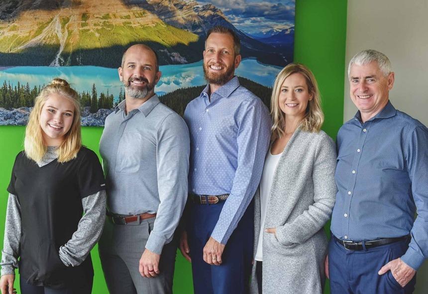 Meet the Friendly Team | Chiropractical | SW Calgary | Chiropractor
